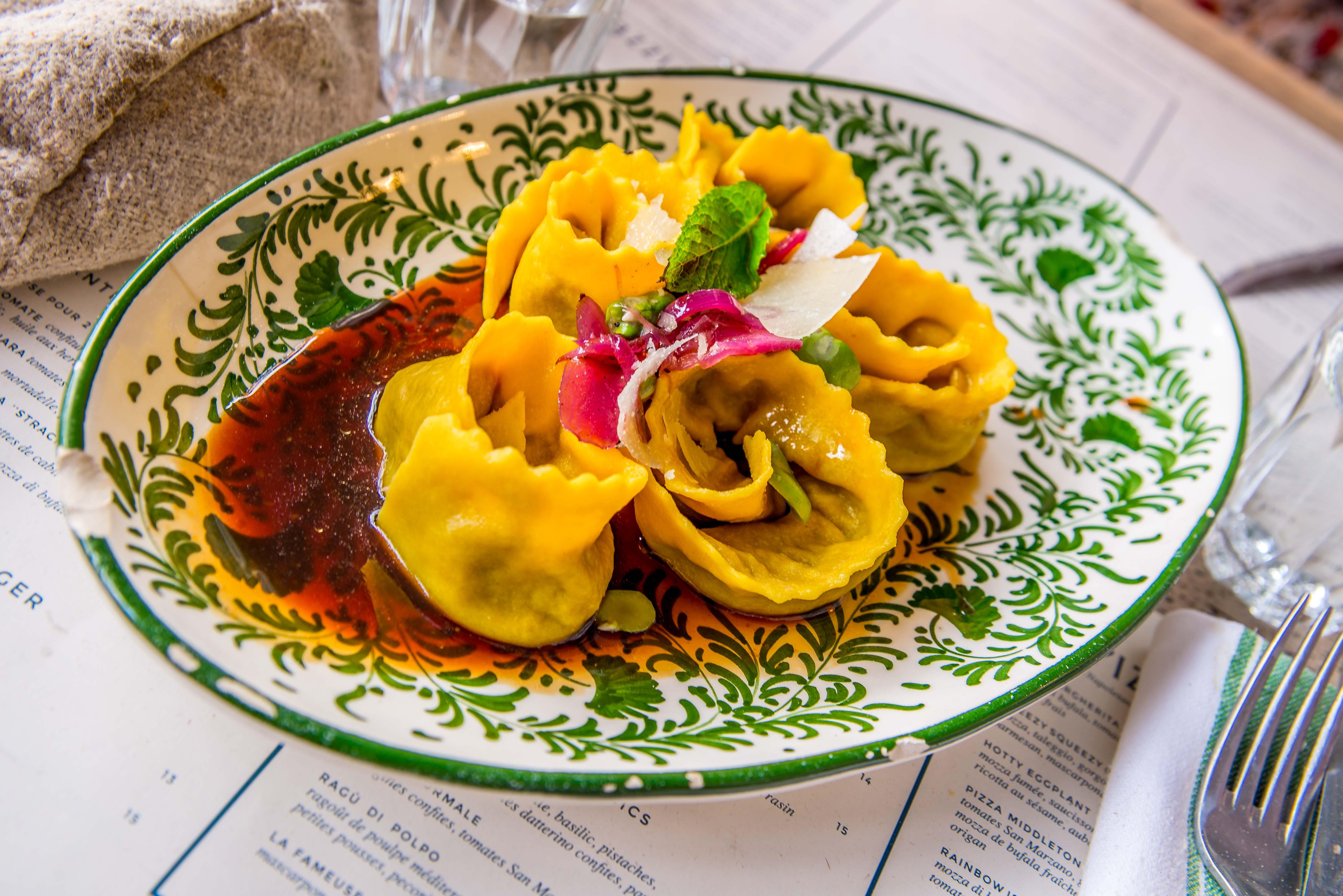 Mamaprimi Mama primi restaurant groupemama paris ruedesdames voyage blog blogvoyage icietlabas